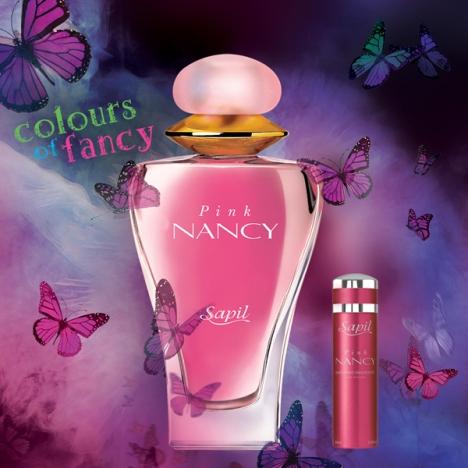 خرید ادکلن زنانه نانسی nancy عطر قیمت ارزان فروش فروشگاه
