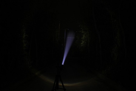 چراغ قوه پلیسی مدل تلسکوپی 20000w