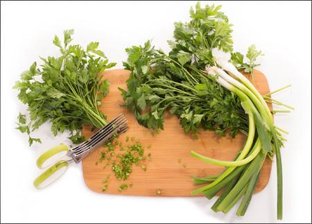 سفارش با پیک قیچی سبزی خردکن