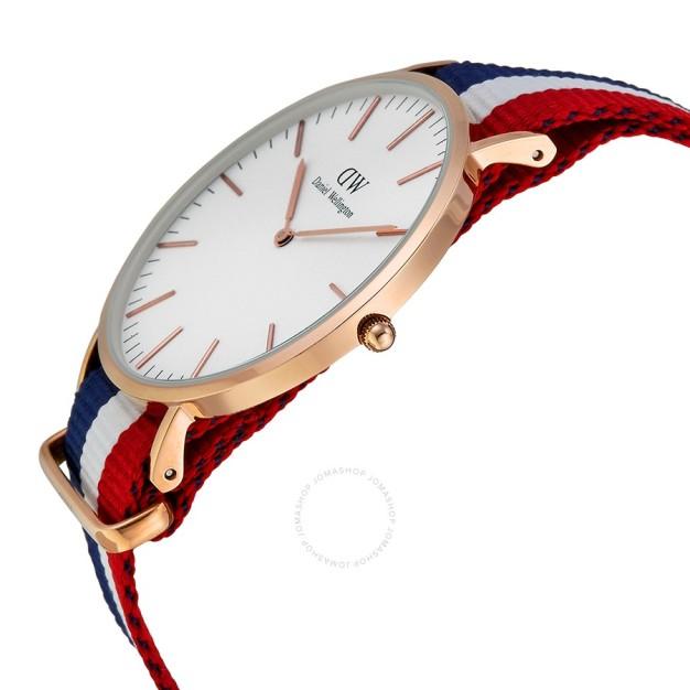 خرید ساعت  دنیل ولینگتون,ساعت مچی مردانه  دنیل ولینگتون,نمایندگی ساعت دنیل,خرید اینترنتی ساعت زنانه Daniel Wellington DW00100017