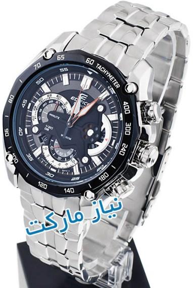 خرید ساعت کاسیو سه موتوره اورجینال مدل ef-550 - نمایندگی محصولات کاسیو در ایران