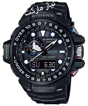 Casio-G-SHOCK-GWN-1000-2A خرید اینترنتی ساعت جی شاک مردانه ساعت کوهنوری اسپورت