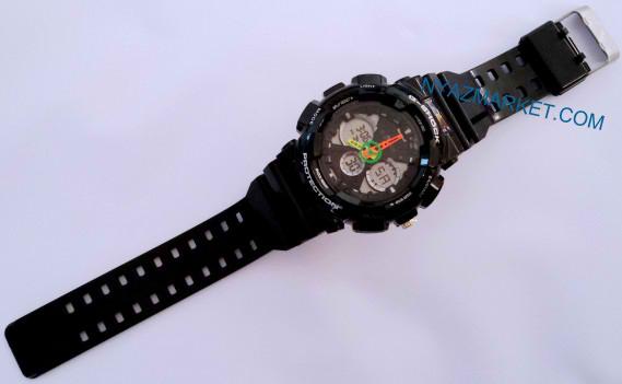 فروش پستی ساعت مچی جی شاک کوهنوردی مدل G SHOCK GA 201 GA