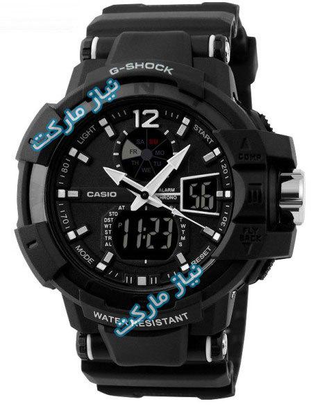 ساعت کاسیو جی شاک مدل G-SHOCK GW-A1100ADWR