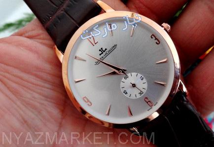 ساعت اورجینال برند لوکس جگر لوکولتر Jaeger-LeCoultre