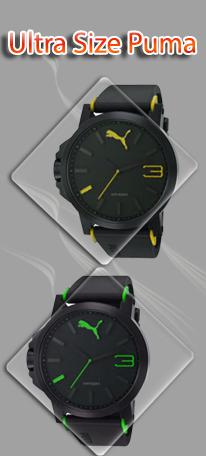 ساعت پوما اولترا سایز ULTRASIZE