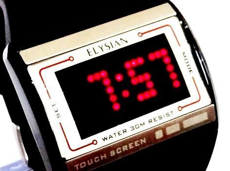 خرید ساعت مچی لمسی مردانه - خرید ساعت اسپورت TOUCH SCREEN
