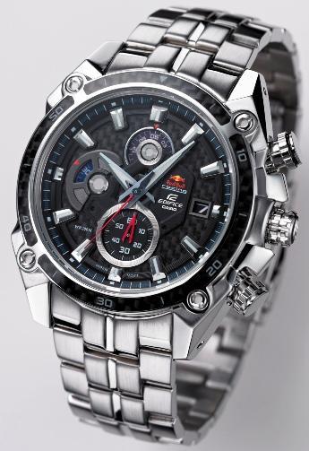 ساعت کاسیو ردبول مردانه مدل اصلی watch casio EF Red Bull 504