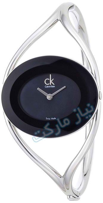 خرید ارزان ساعت مچی النگویی مجلسی مدل DELIGHT LADIES BANGLE WATCH K1A23602