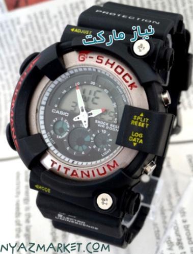 ساعت جی شاک کاسیو gw-9200