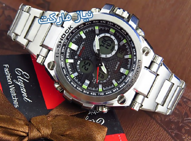 خرید ساعت جیشاک,ساعت جی شاک دو زمانه,ساعت کاسیو جی شاک مدل mtg-s1000d,ساعت مچی casio g shock,نمایندگی جی شاک اورجینال
