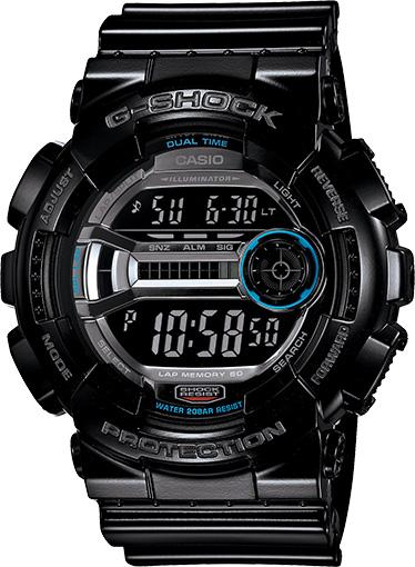 ساعت جی شاک مردانه gd 100