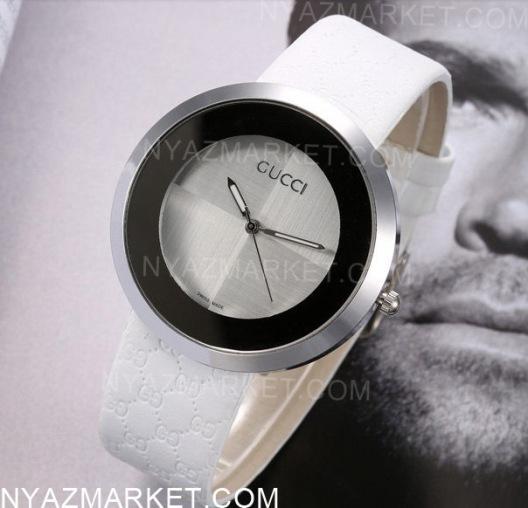 خرید ساعت گوچی بد چرم دخترانه زنانه مارک GUCCI