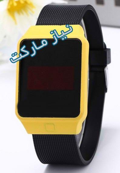 خرید ساعت ال ای دی اپل واچ led apple watch