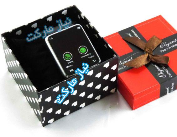 خرید اینترنتی خرید ساعت led لمسی هوشمند اپل واچ apple طرح موبایل