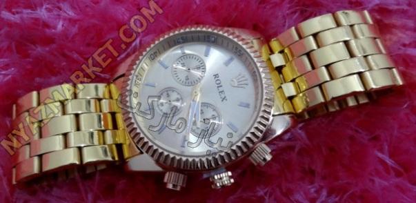 خرید پستی ساعت رولکس طرح اصلی