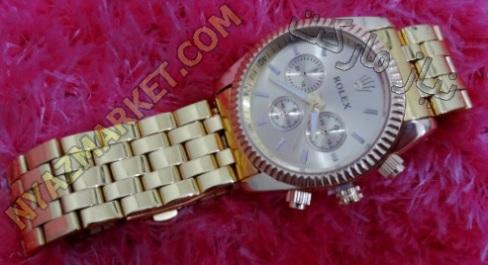 قیمت ارزان ساعت ROLEX زنانه دخترانه