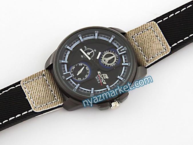 خرید ساعت کاسیو ,ساعت بندبرزنتی,ساعت کاسیو پسرانه,ساعت مچی کاسیو مدل efr-533 , ساعت کاسیو ادیفایس casio edifice efr 533