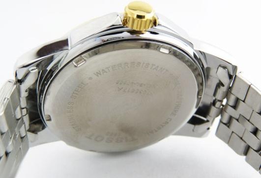 ساعت تیسوت مردانه طرح کرنو مدل 1853 tissot