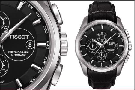 ساعت تیسوت طرح اصلی مدل 2013