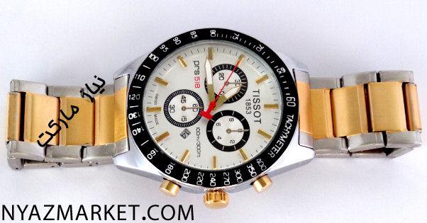 خرید ساعت تیسوت tissot 1853 طلایی
