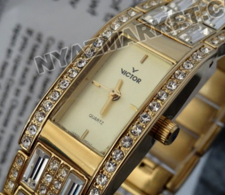 فروشگاه انلاین ساعت شیک زنانه ویکتور victor