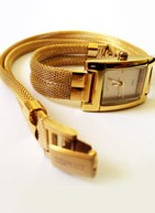 خرید ساعت زنانه - ساعت مچی دخترانه دستبندی مارکدار