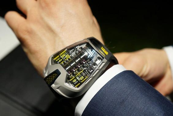 خرید ساعت هابلوت لافراری,ساعت مچی هابلوت,ساعت لوکس hublot,ساعت تیتانیوم,فروش اینترنتی ساعت hublot la ferari mp-05 ,ساعت گران قیمت