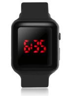ساعت پسرانه ال ای دی اپل واچ - خرید ساعت مچی اسپورت led apple watch