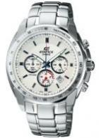 خرید پستی ساعت مچی مردانه کاسیو سفید و مشکی - CASIO EF-532