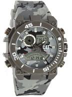 خرید ساعت مچی مردانه کاترپیلار CAT دو زمانه بند رزین با 39 درصد تخفیف